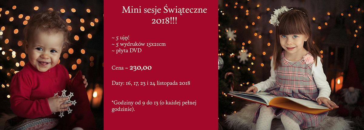 sesje świąteczne żory Rybnik Jastrzębie Katowice Gliwice Śląsk