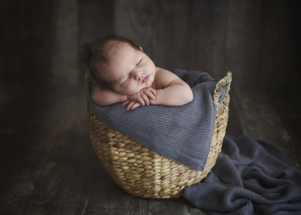 studio lomo - sesja noworodkowa