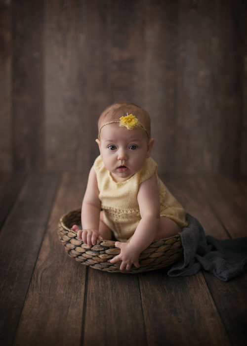 sesja niemowlęca żory