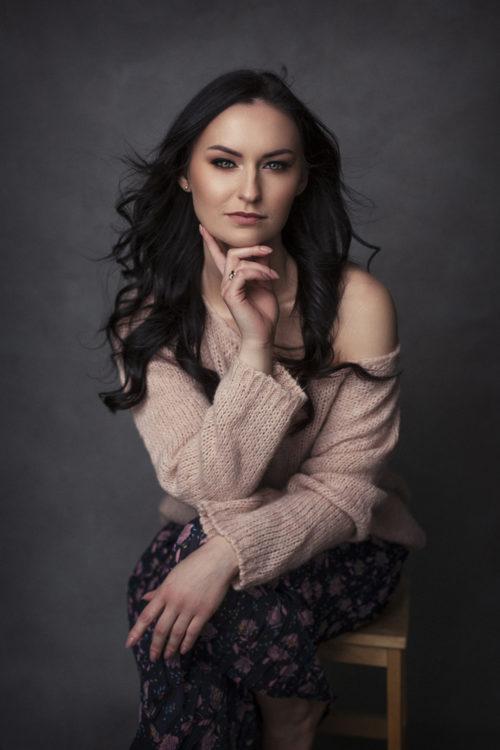 zdjęcia portretowe kobiece śląsk katowice gliwice rybnik bielsko